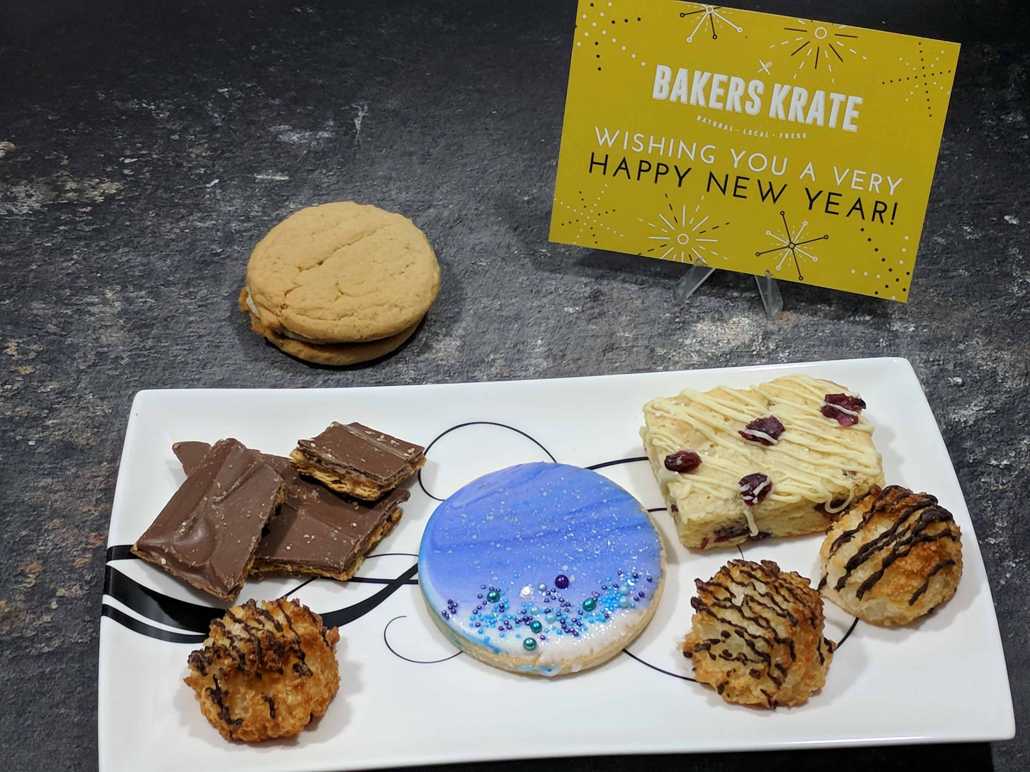 Bakers Krate January 2018 Subscription Box Review + Coupon!