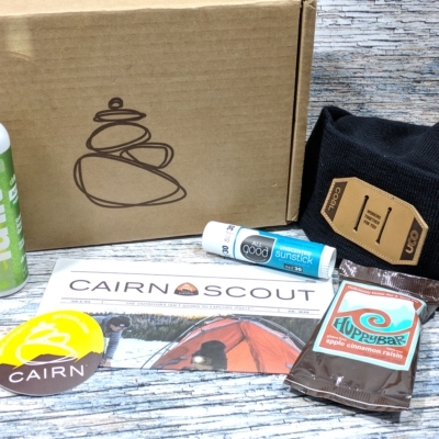 Cairn January 2018 Subscription Box Review + Coupon