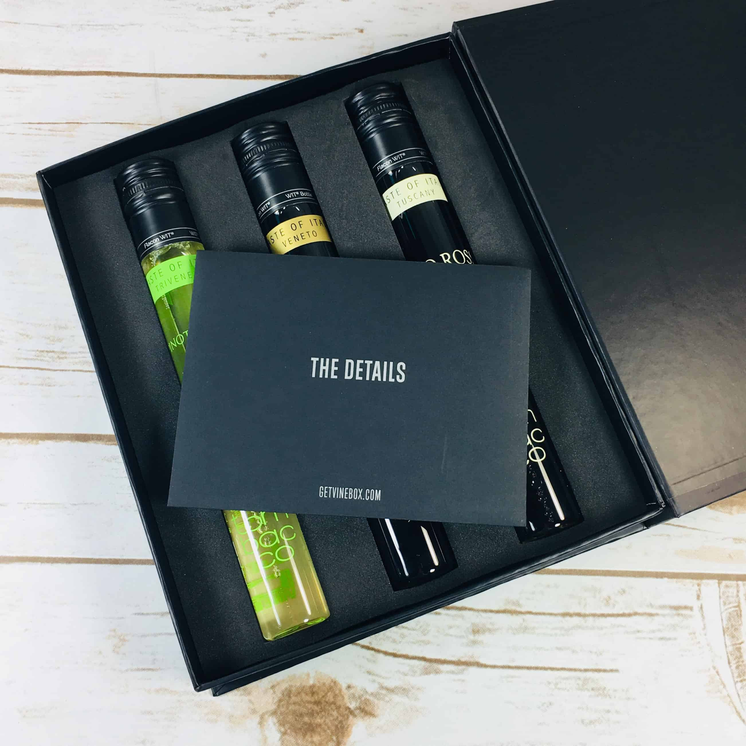 VINEBOX Subscription Box Review & Coupon – February 2018