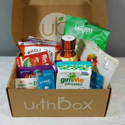 Urthbox Subscription Box Review + Coupon – October 2017