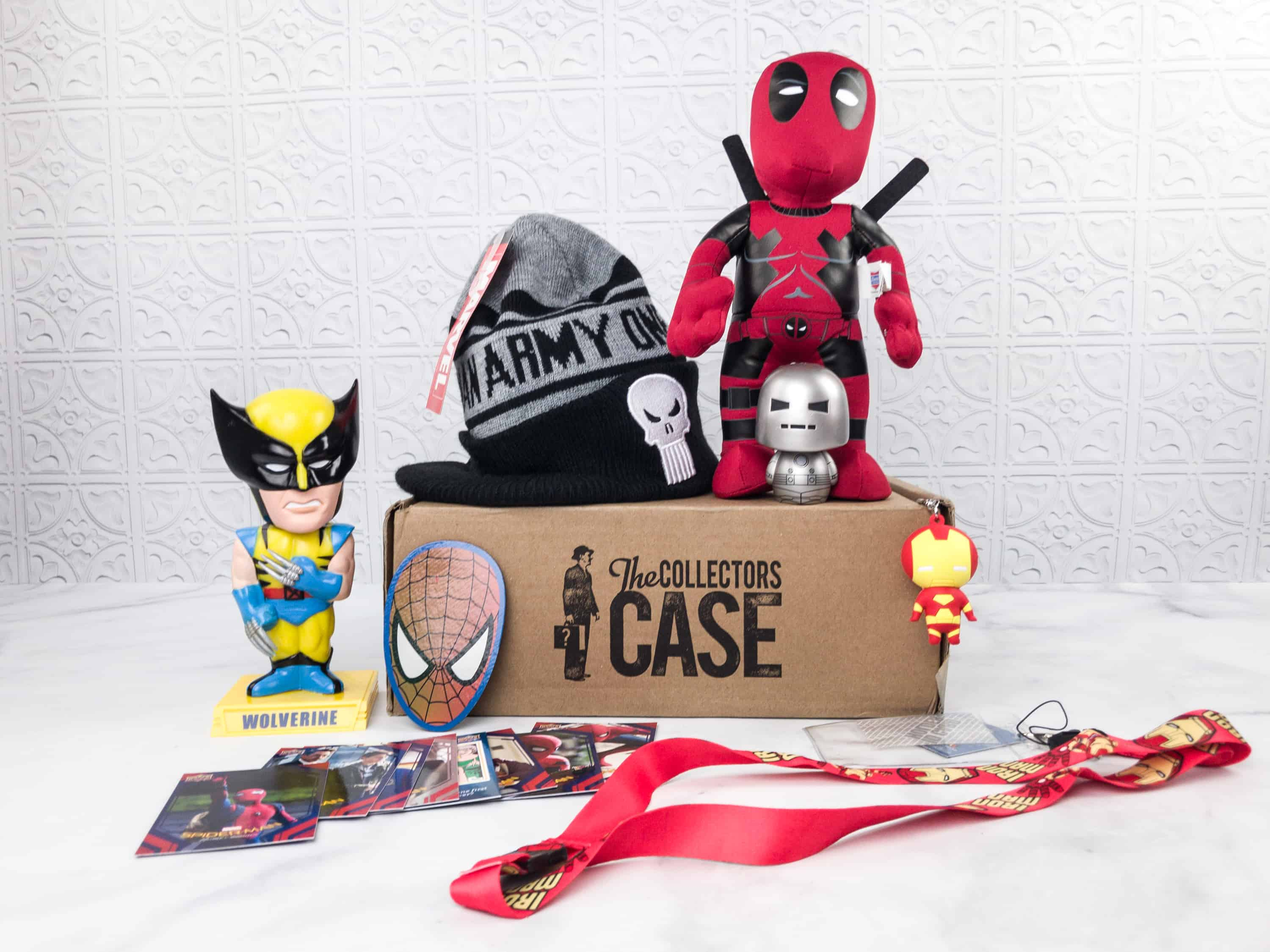 The Collectors Case January 2018 Subscription Box Review