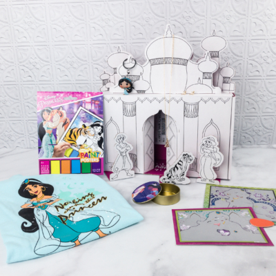 Disney Princess Pleybox January 2018 Subscription Box Review