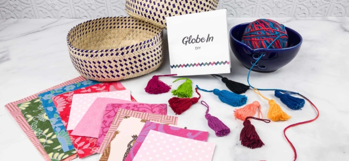 February 2018 GlobeIn Artisan Box Club Review + Coupon