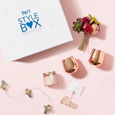 Pier 1 Style Box MARKDOWN to $19.95!