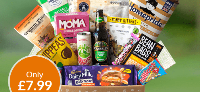 Degustabox UK 50% Off Coupon + Free Gift In First Box – Candy Kittens Gourmet Sweets!