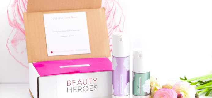 Beauty Heroes February 2018 Complete Spoilers!