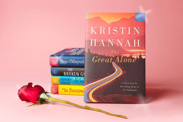 LAST DAY! February 2018 Book of the Month Selection Time + One Month FREE!