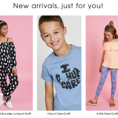 FabKids February 2018 Collection + Coupon!