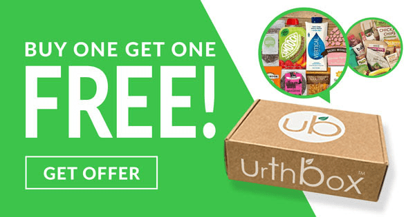 UrthBox BOGO Deal: Get Free Bonus Box + $10 Off Your First Box!