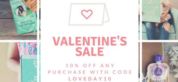 Ecocentric Mom Valentine's Sale: 10% Off Sitewide!