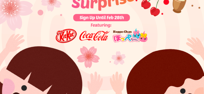 Tokyo Treat March 2018 Spoiler #4 + Coupon!