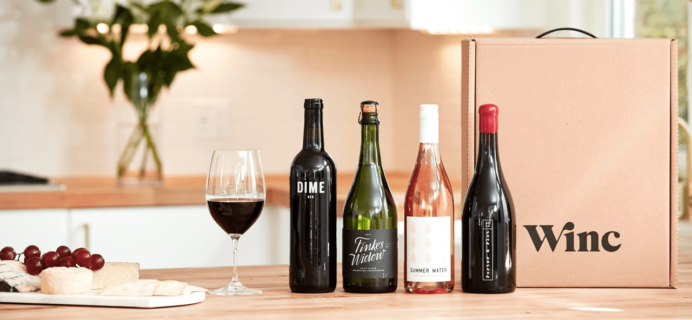Winc Valentine's Day SALE: Get $25 OFF On First Order!