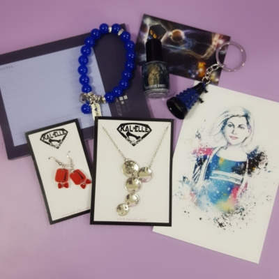 Kal-Elle Fandom Monthly January 2018 Subscription Box Review