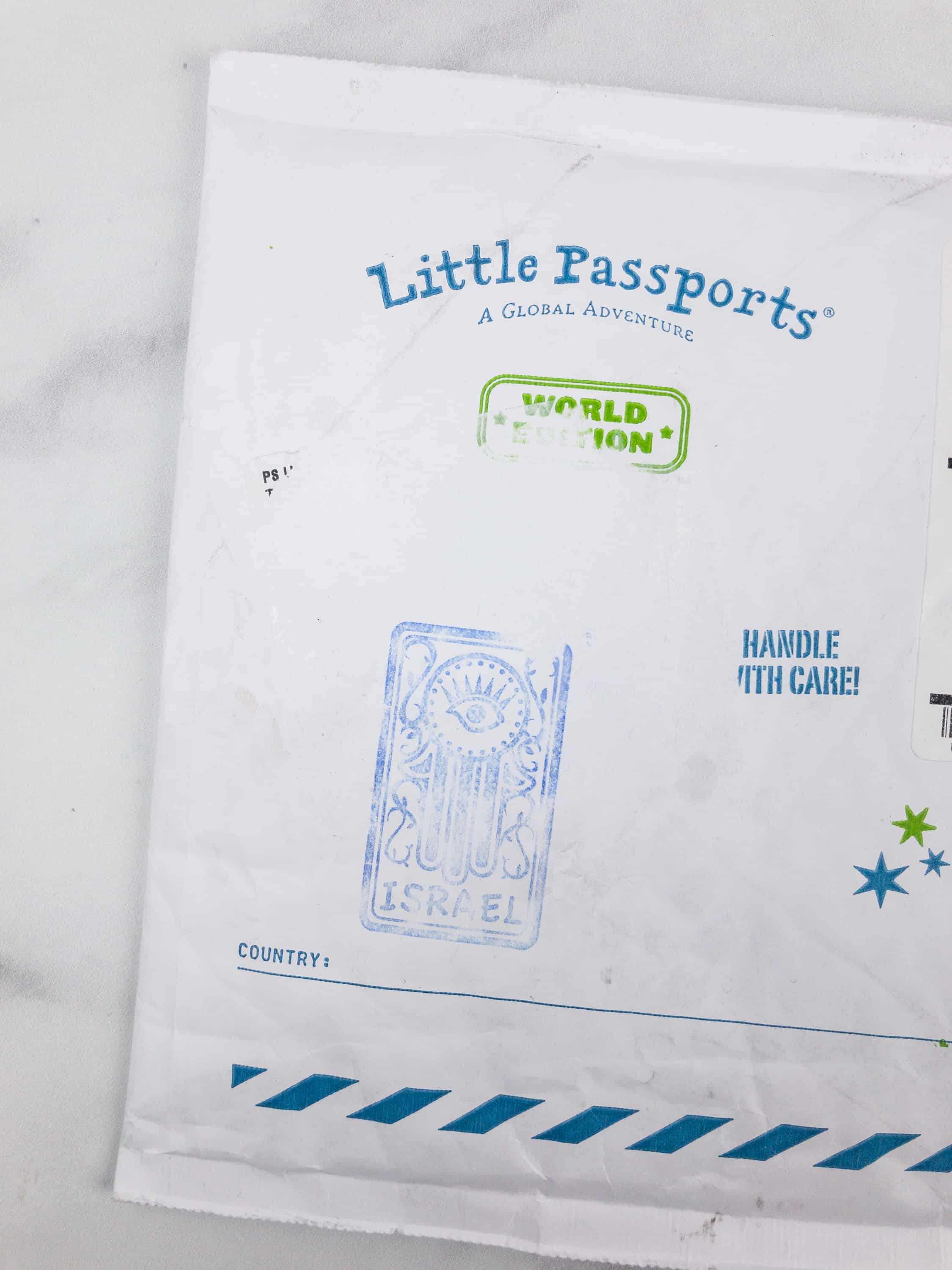 Little Passports World Edition Subscription Box Review +
