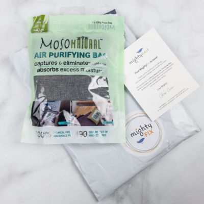 Mighty Fix February 2018 Subscription Box Review + 70% Coupon!
