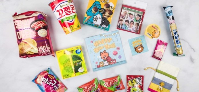 January 2018 Snack Fever Subscription Box Review + Coupon – Original Box