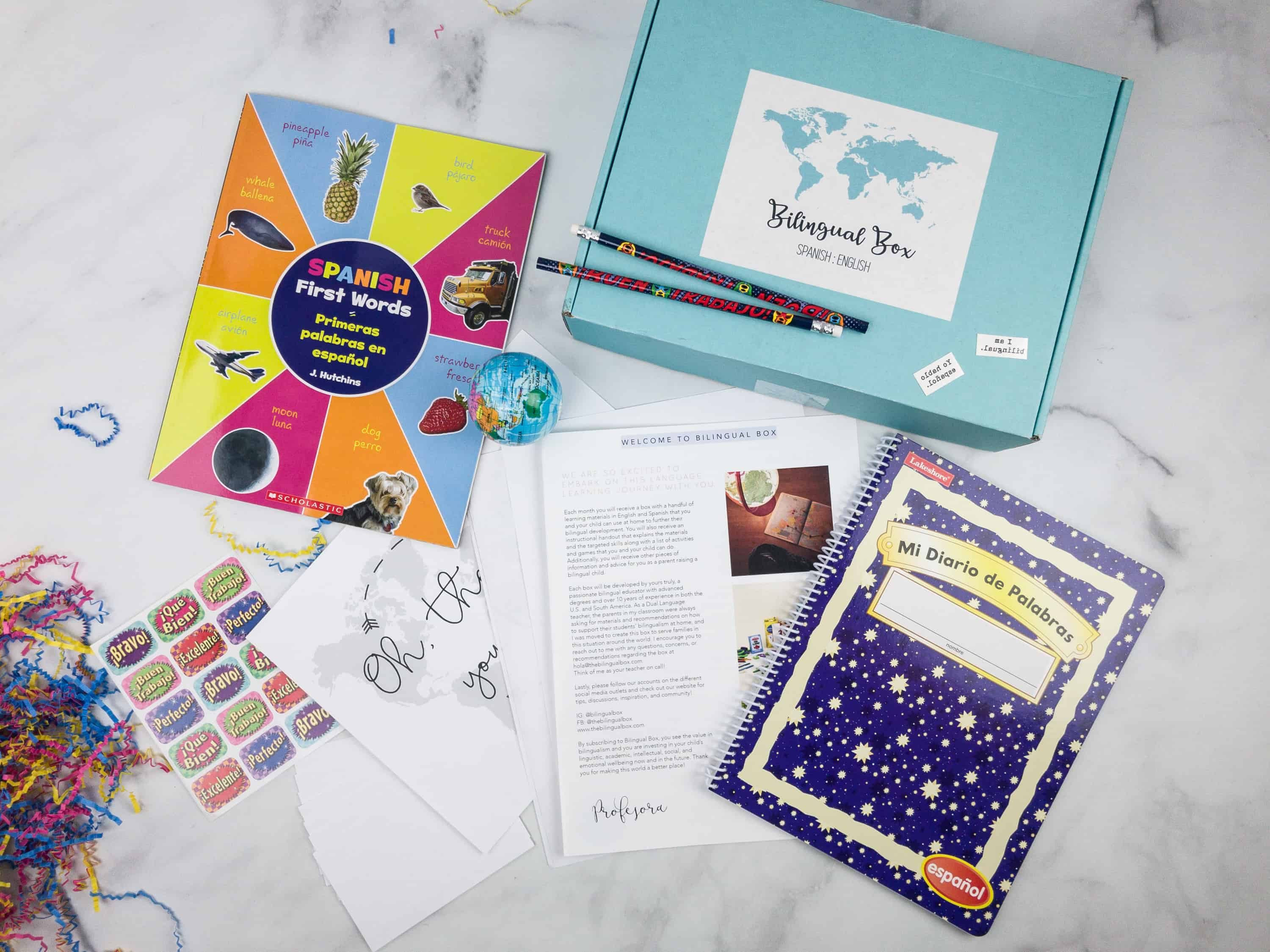 Bilingual Box Review