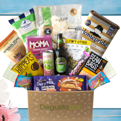 Degustabox UK £5 Off Coupon + Free Gift In First Box – Milkybar Mix Ups!