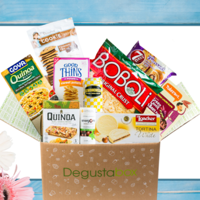 Degustabox 35% Off Coupon + Free Gift In First Box – Bahlsen Iced Cinnamon Stars
