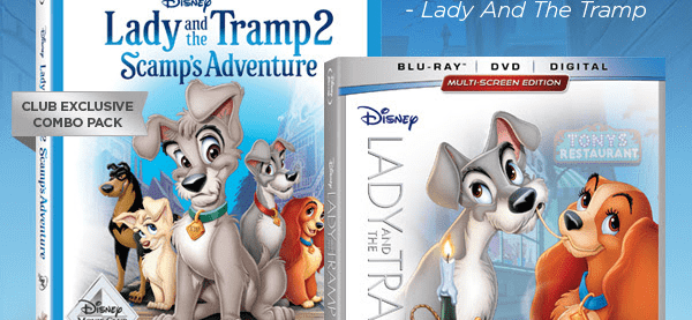 Disney Movie Club March 2018 Selection Time + 4 Movies for $1 Deal!