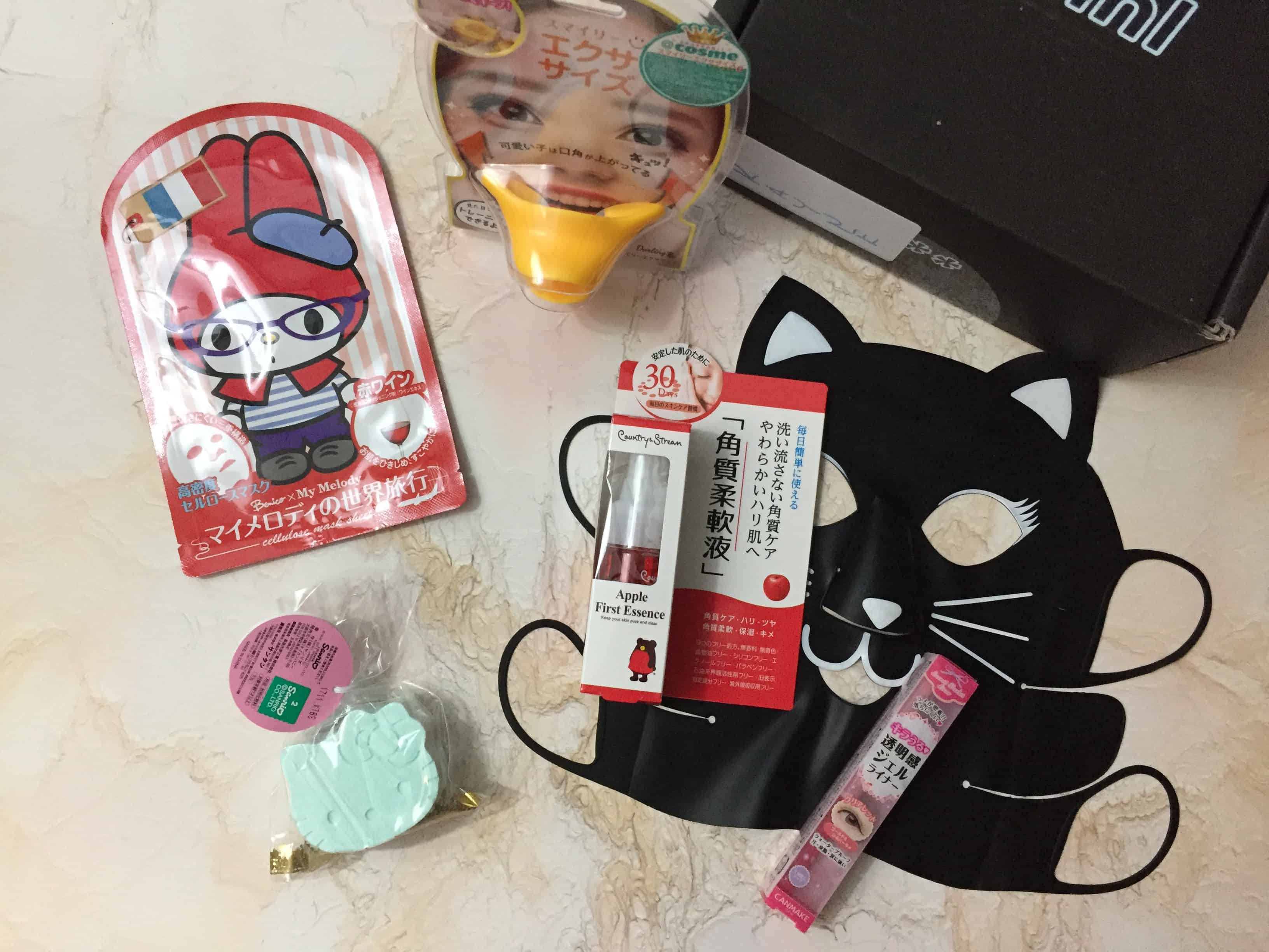 nmnl March 2018 Subscription Box Review + Coupon