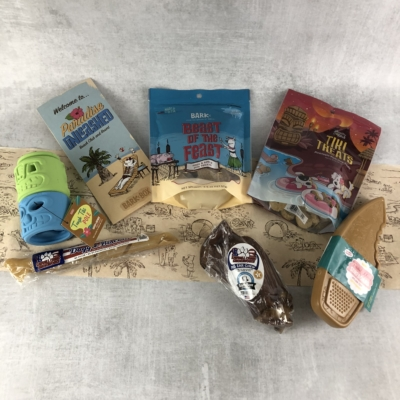 Barkbox February 2018 Subscription Box Review – Super Chewer
