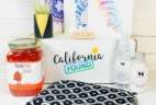 California Found February 2018 Subscription Box Review + Coupon