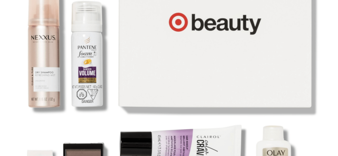 March 2018 Target Beauty Box Available Now!