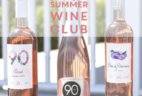 90+ Cellars Rosé Summer Wine Club Available For Pre-Order Now + 15% Off Coupon!