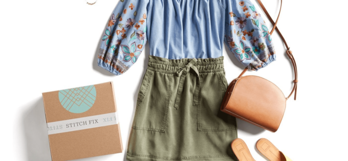 Stitch Fix: How to Customize Your Fix!