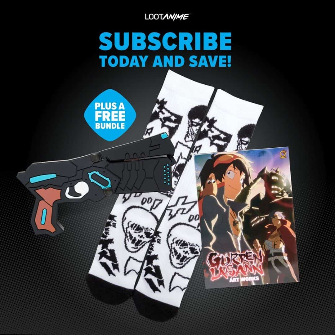 Loot Anime Flash Sale: 30% Off Coupon + FREE Bundle! LAST DAY!