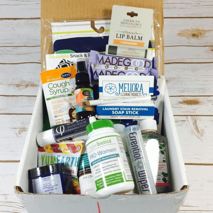 Ecocentric Mom Winter 2018 Mystery Box Available Now – Last Chance!