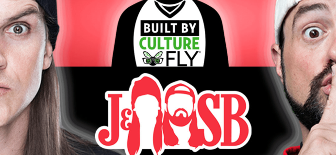 Newest Subscription Boxes: Jay and Silent Bob Mystery Box from CultureFly Coming Soon!