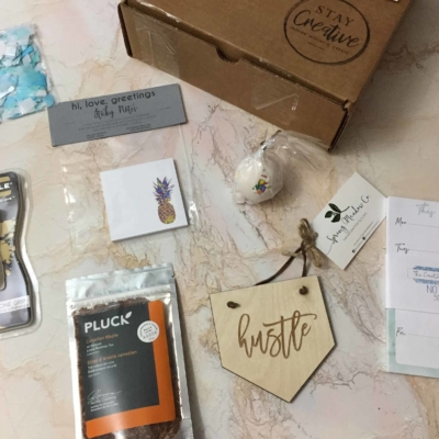 Stay Creative Starter Box Subscription Box Review + Coupon