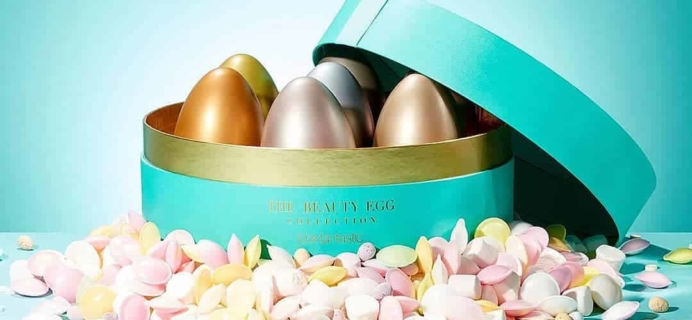 Look Fantastic 2018 Beauty Egg Collection Limited Edition Box Coming Soon!