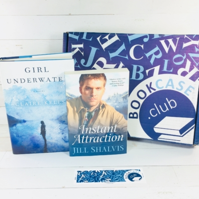 BookCase.Club  March 2018 Subscription Box Review + 50% Off Coupon – Booking for Love Case