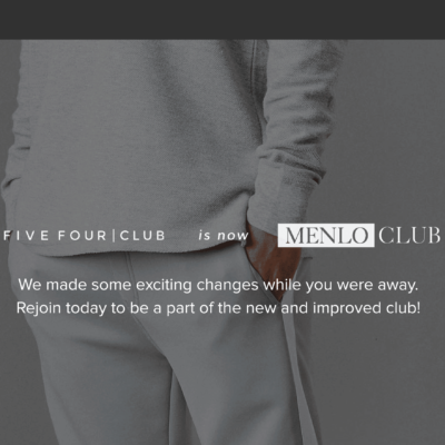 Menlo Club Coupon: Get Your First 2 Months For Only $60!