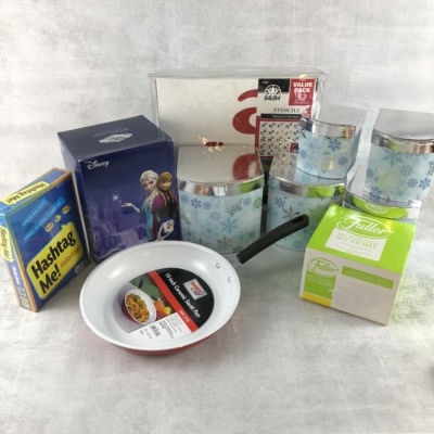 Monthly Mystery Box of Awesome March 2018 Subscription Box Review