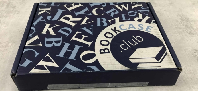 BookCase.Club March 2018 Subscription Box Review + 50% Coupon – Thrill Seeker Case