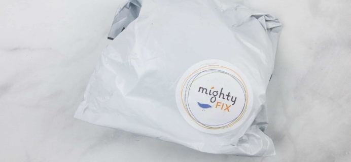 Mighty Fix March 2018 Subscription Box Review + 70% Off Coupon!