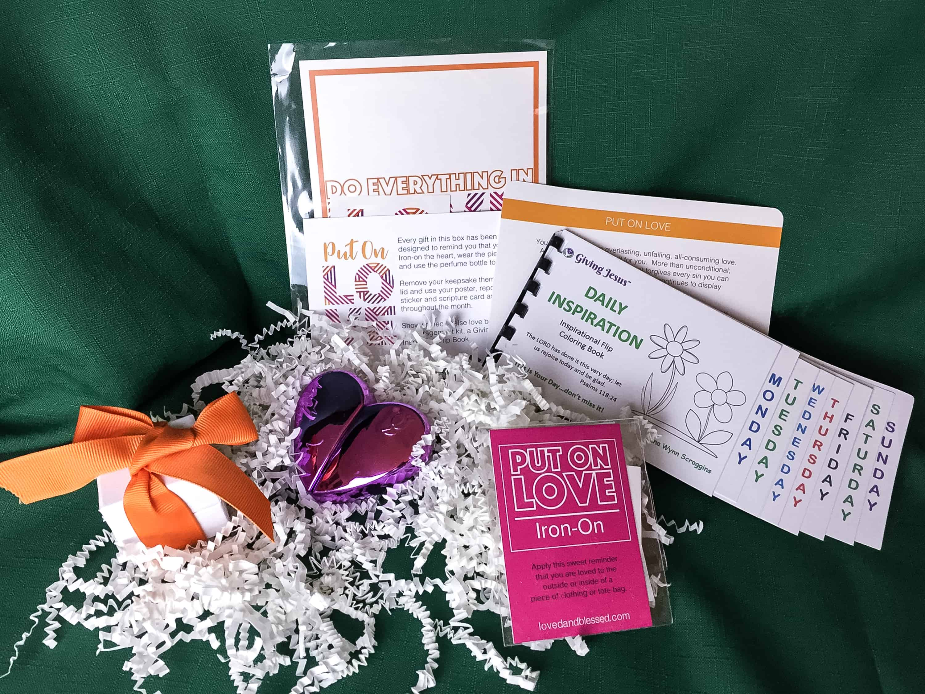 Loved+Blessed March 2018 Subscription Box Review + Coupon