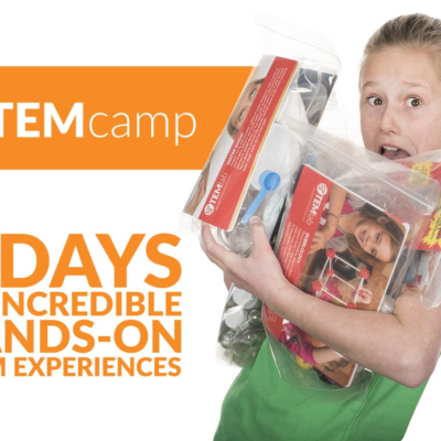Steve Spangler Science STEM Camp Collection Available Now + Spoiler!