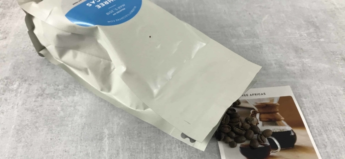 Blue Bottle Coffee Review + Free Trial Offer – March 2018