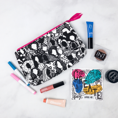 Ipsy March 2018 Review
