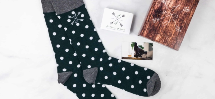 Southern Scholar Men's Sock Subscription Box Review & Coupon – March 2018