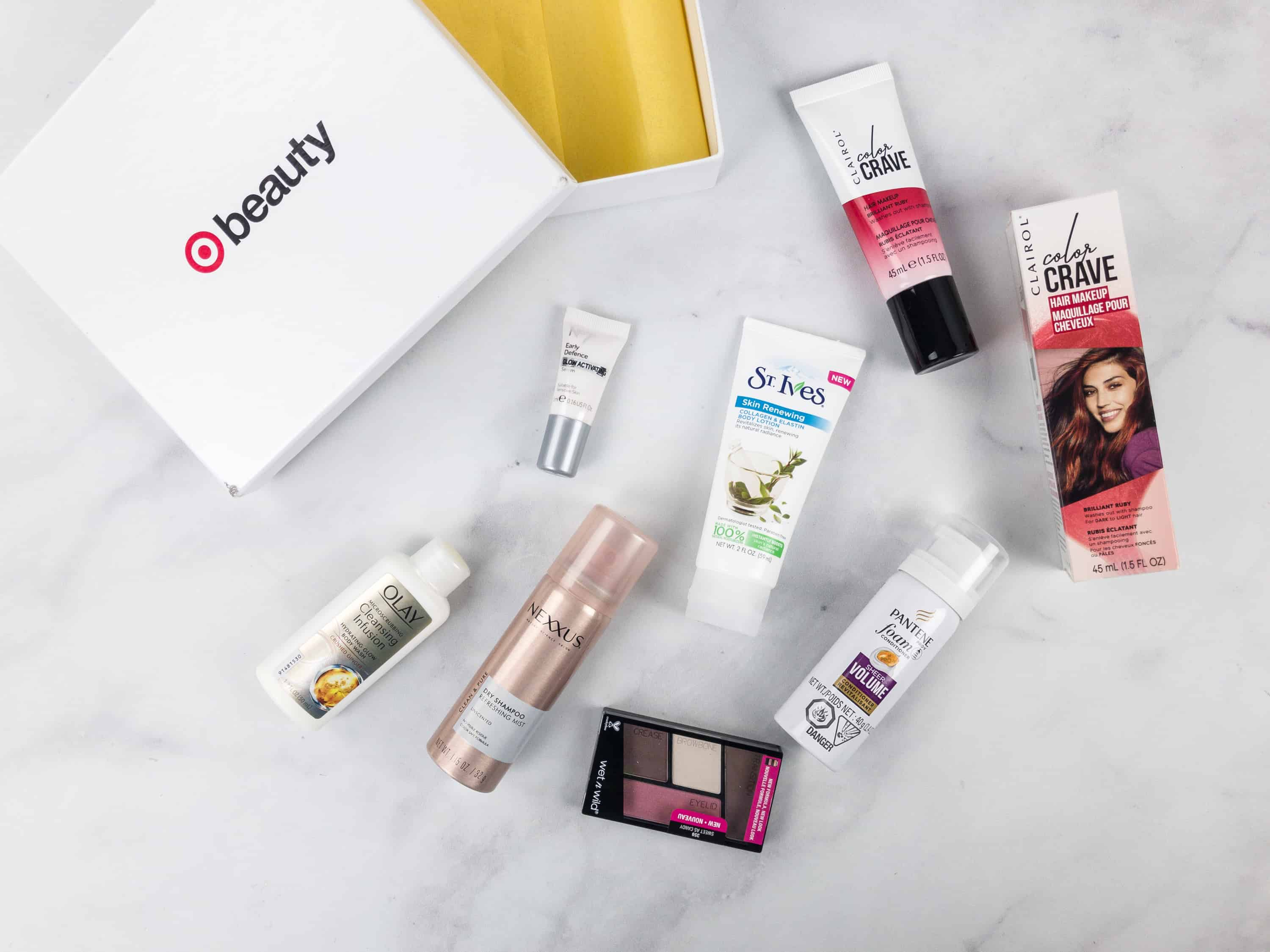 Target Beauty Box March 2018 Review