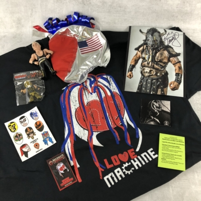 Lucha Loot Subscription Box Review & Coupon – February 2018