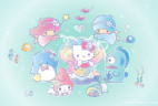 Sanrio Small Gift Crate Summer 2018 Full Spoilers!