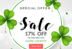 PrettyLitter St. Paddy's Day Sale: Save 17%!