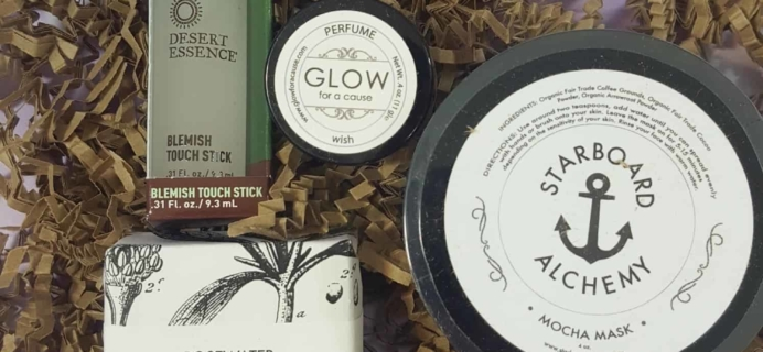 Terra Bella Subscription Box Review + Coupon – February 2018